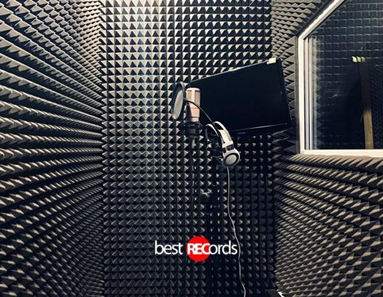 Студия звукозаписи Киев Best Records audio production